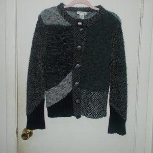 Orvis Button Up Sweater Cardigan Size Medium